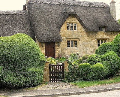 All Things Irish~ Thatched Roof Cottages