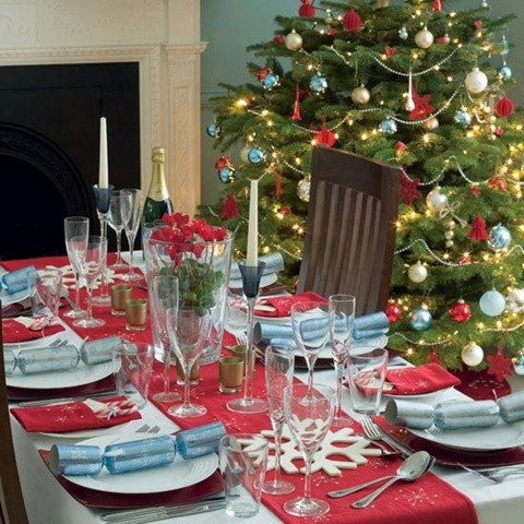 Alternative Christmas Tabletop Ideas