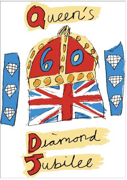 DTA Celebrates Queen Elizabeth's Diamond Jubilee~ Where To Watch in the USA