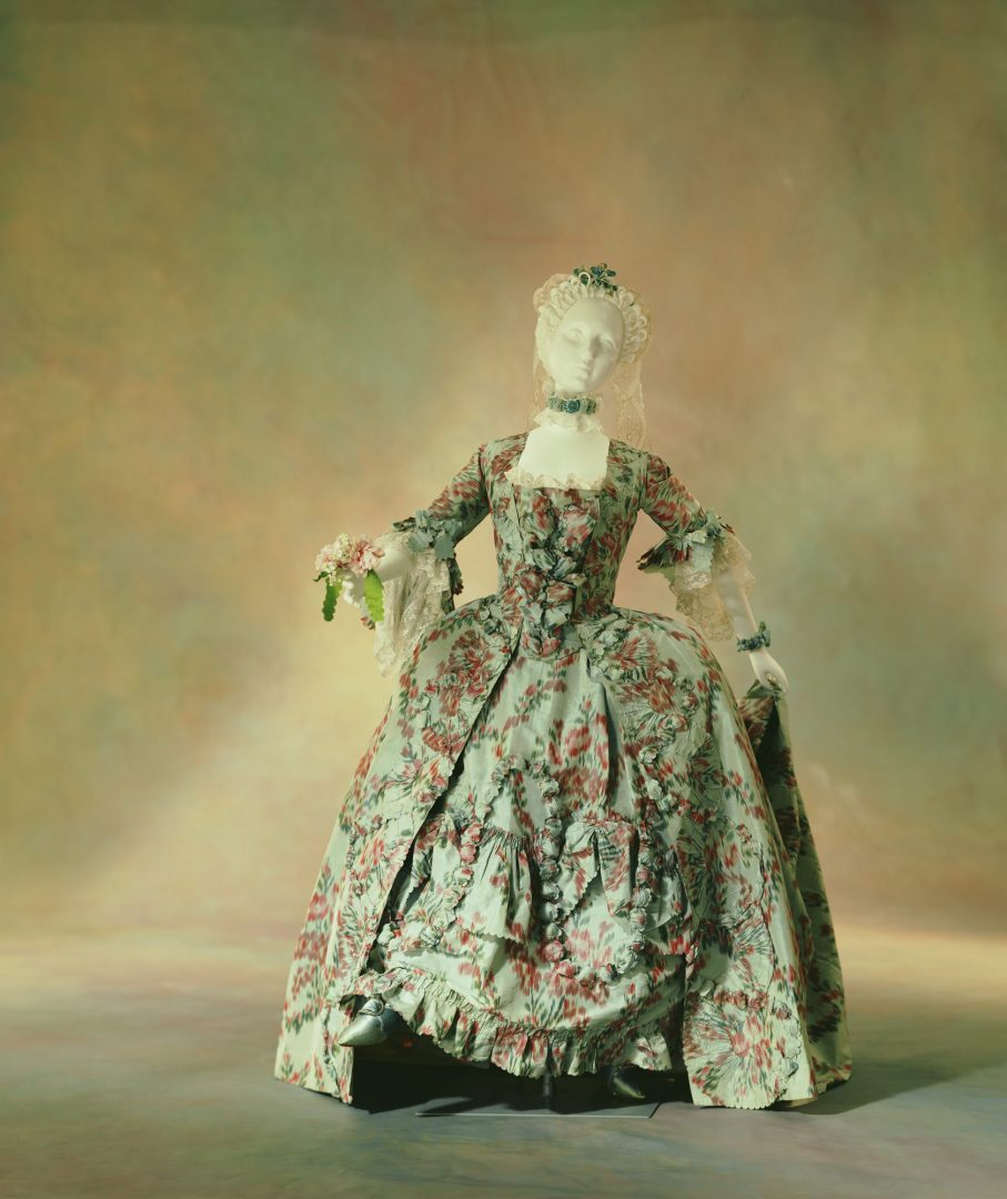 A 18th Century Dress Sewn For Under 30 Decor To Adore