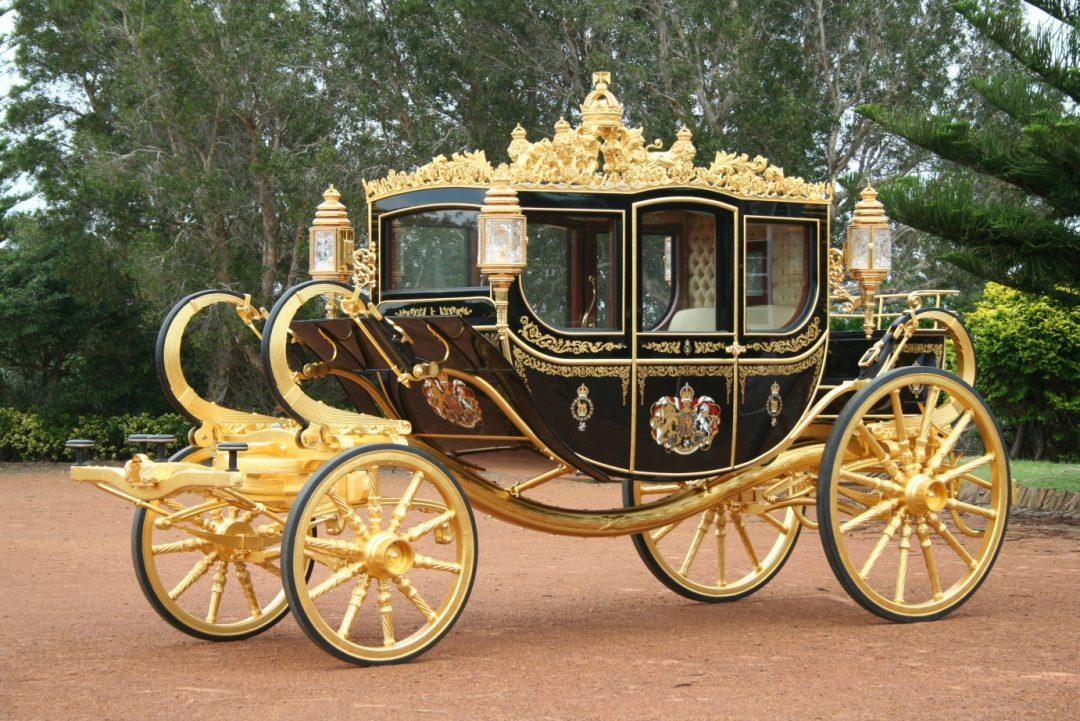 Royal Carriages and Coaches