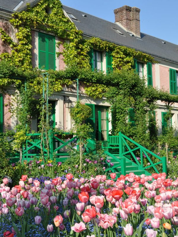 Monet's Gardens and Lovely Giverny