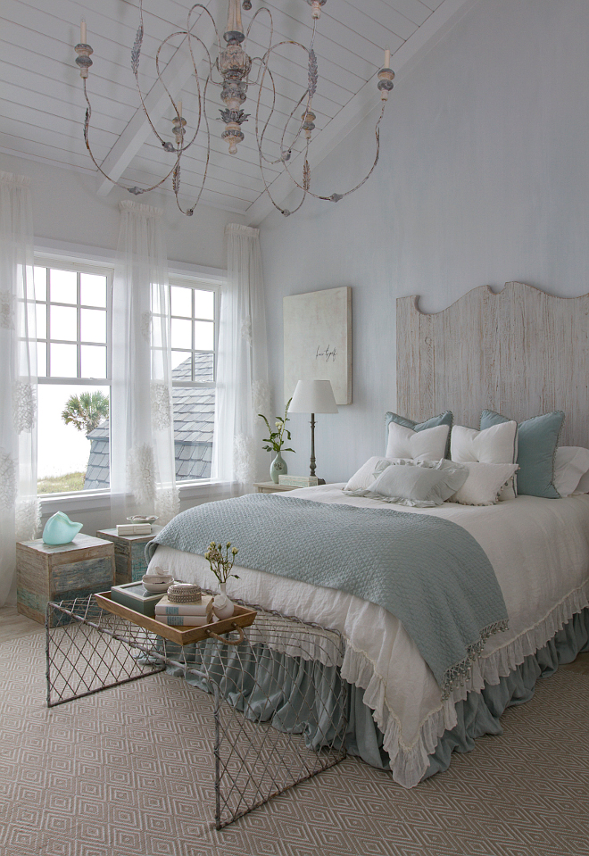 Summer bedroom decorating ideas