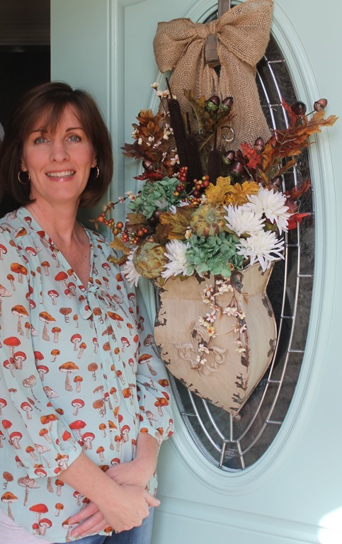 Storybook Cottage Fall Home Tour 2015 Greetings from Laura