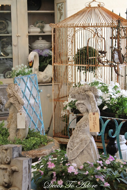 birdcage Finding Inspiration at Round Top by Decor To Adore