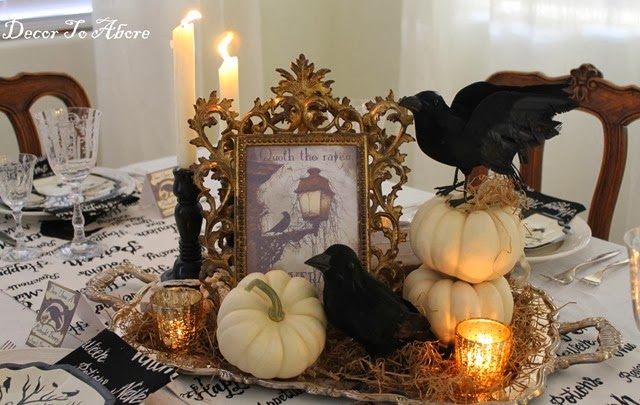 Nevermore Decor To Adore 014-003