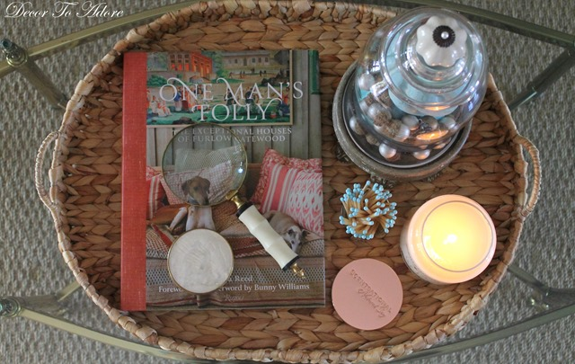 Fall Home Tour 2016 coffee table