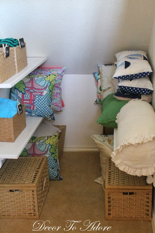 Great Storage Solutions For An Under The Stairs Closet
