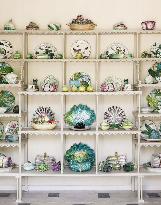 Bunny Mellon Auction of cabinet collection