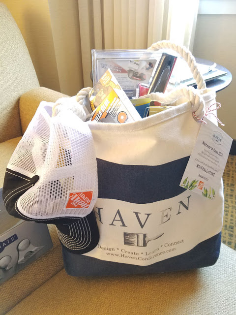 A 2017 Haven Conference Swag Bag Giveaway