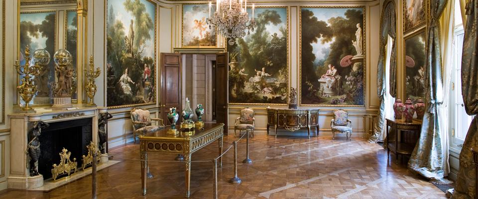 The Frick Interiors