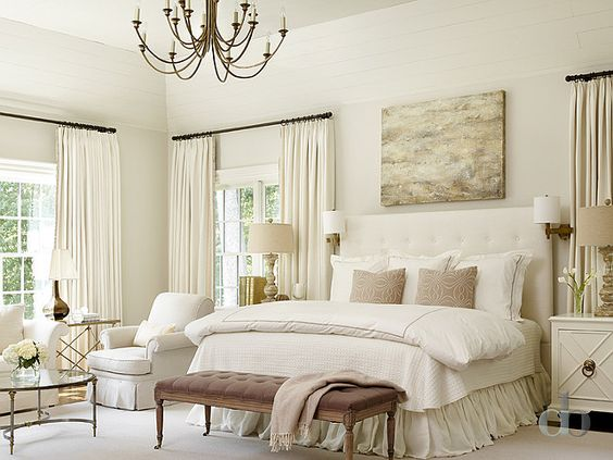 Neutral Bedroom Ideas For Fall