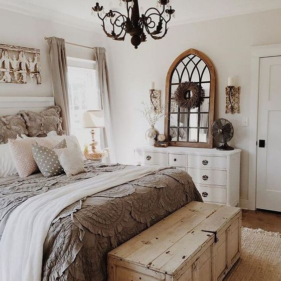 Neutral Bedroom Ideas For Fall cozy