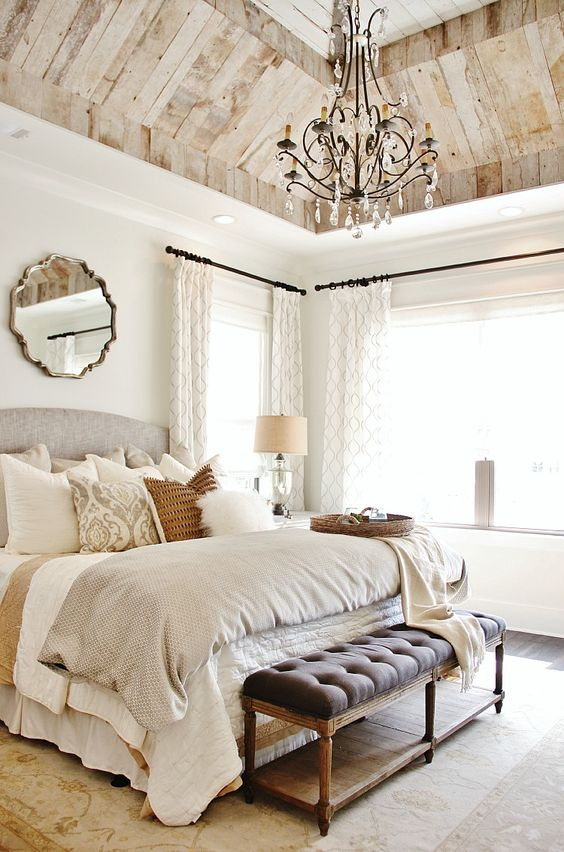 Neutral Bedroom Ideas For Fall Decor to Adore