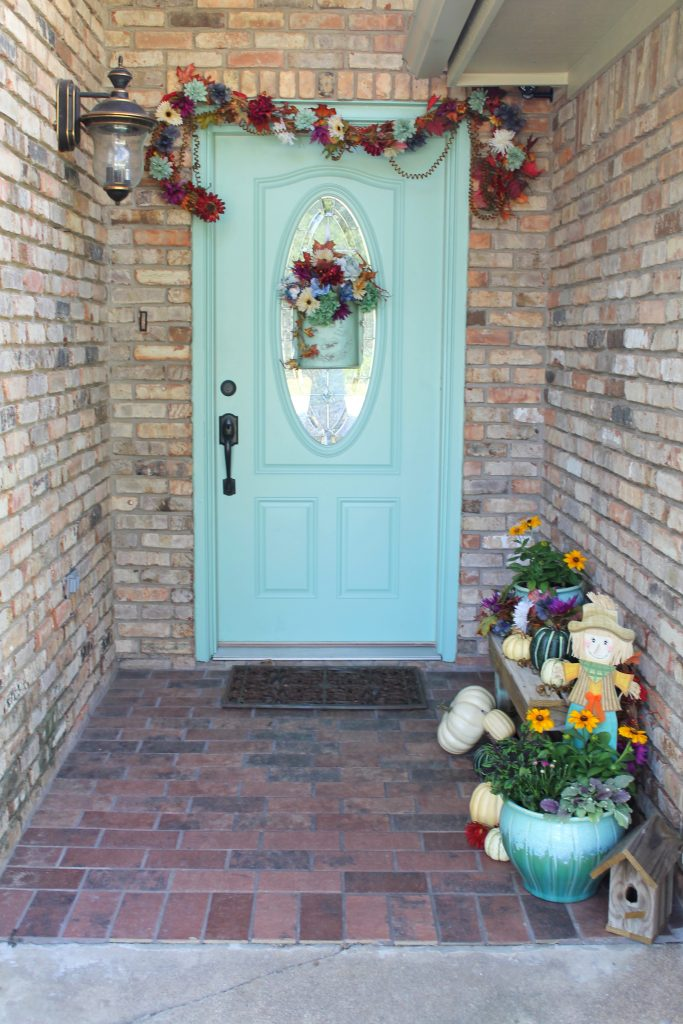 Decor To Adore 2017 Fall Front Door