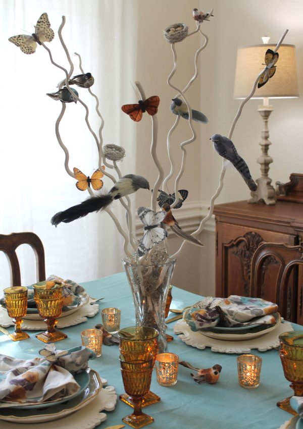 Make A Late Summer Early Fall Centerpiece