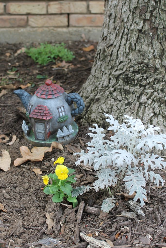 Decor To Adore Storybook Cottage Early Fall Garden flower