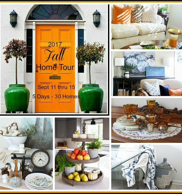 Storybook Cottage Early Fall Home Tour 2017