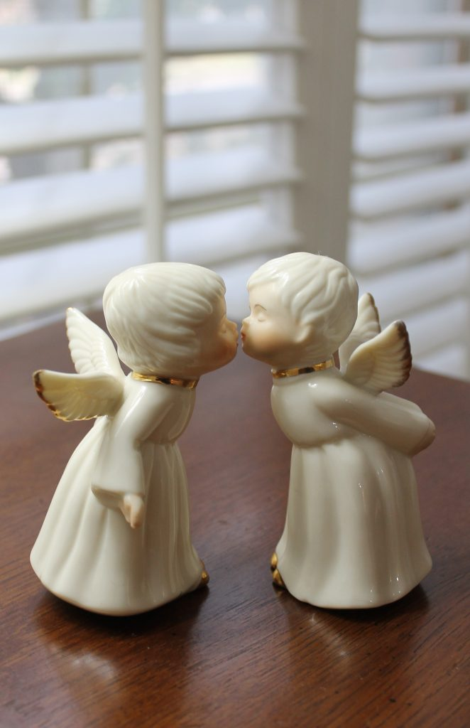 Decor To Adore All Is Calm Bedroom Kissing Angels