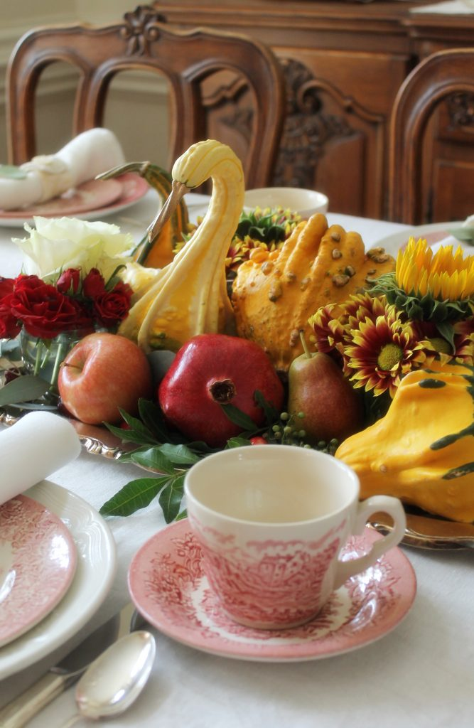 Hosting A Harvest Tea