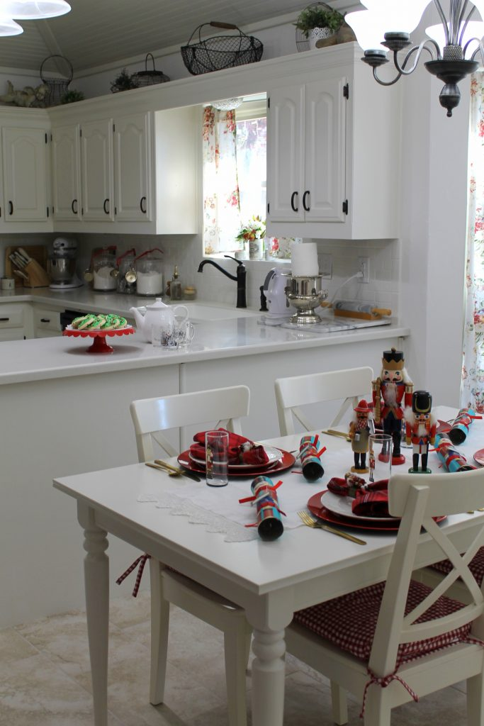 Decor To Adore Christmas Home Tour Kitchen