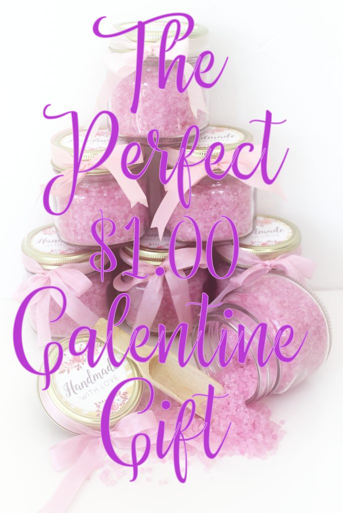 The Perfect $1.00 Galentine Gift