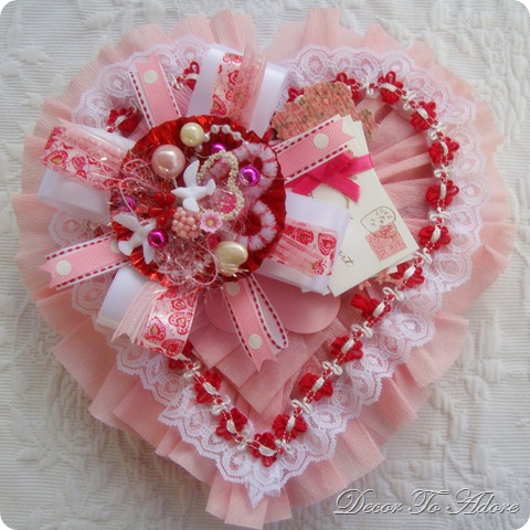 Lovely Valentine Craft Ideas