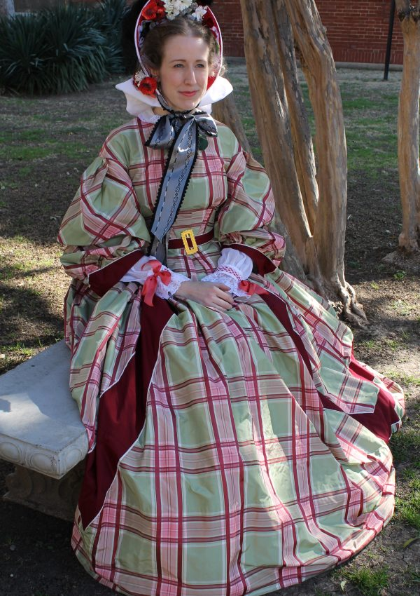 Hoop Skirts at Thistle Hill Part II