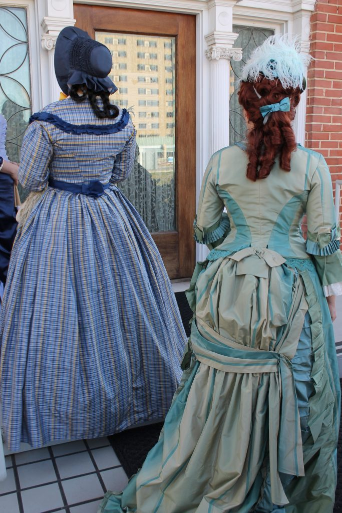 D FW Costumers Thistle Hill Mansion