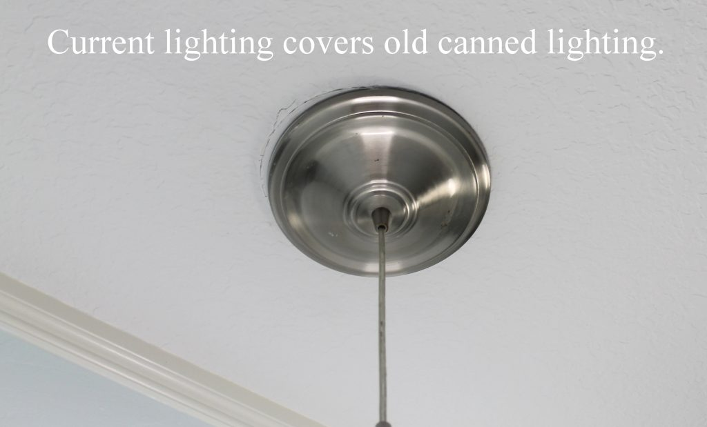 canned lighting