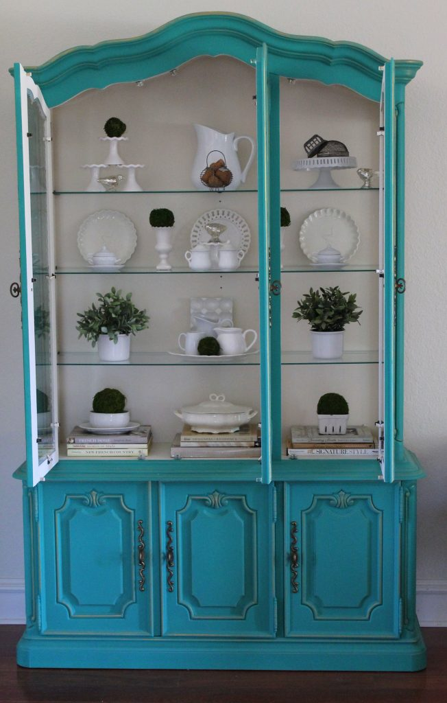 Decor To Adore cabinet of curiosities