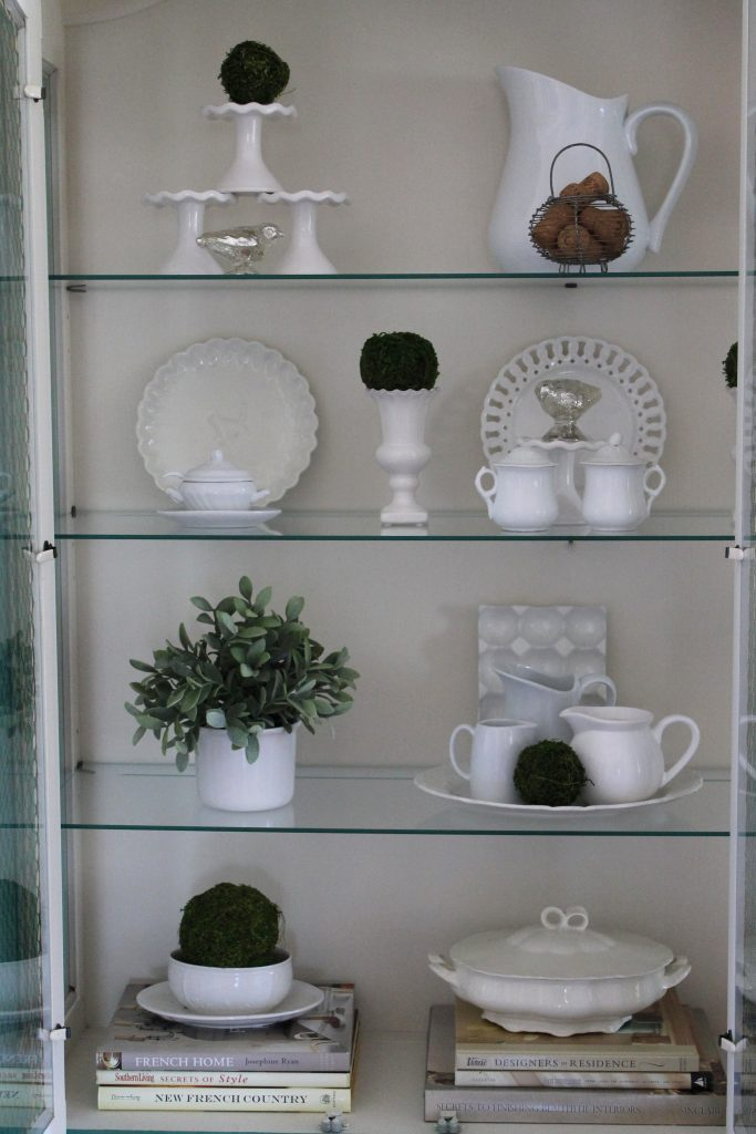 Decor To Adore Spring Home Tour 2018 cabinet of curiosities