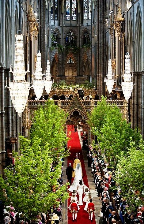 Royal Wedding Wednesday Get Me to the Church on Time