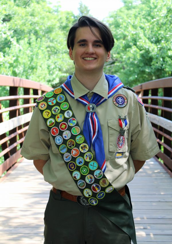 Saturday Smiles Our Eagle Scout