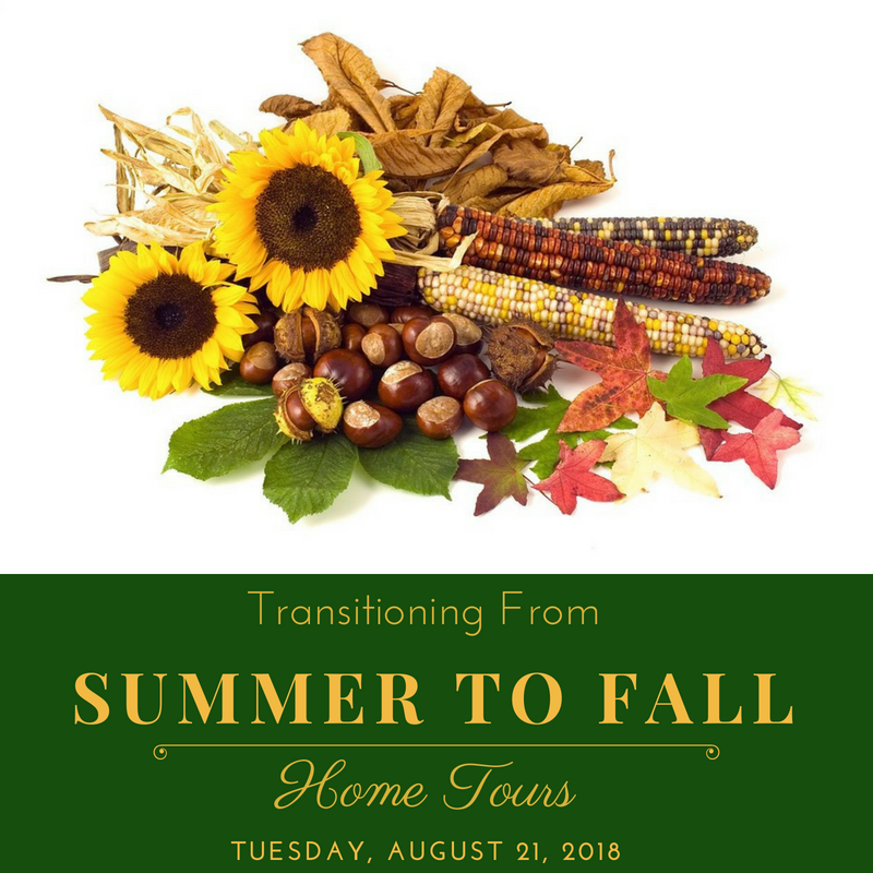 Summer To Fall Tours
