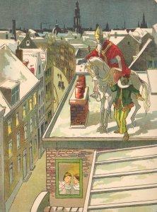 Who is Sinterklaas