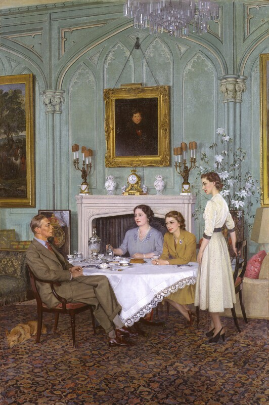 Royal Wedding Week High Tea Fit For A Queen