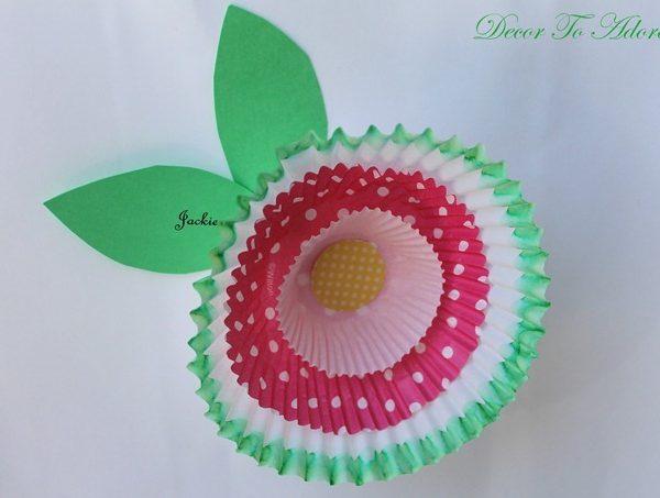 Cute As A Cupcake Gift Bag
