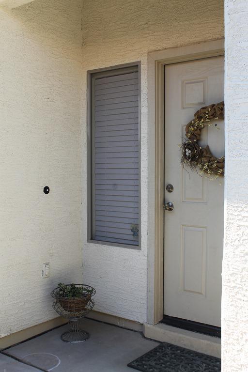 sad front porch