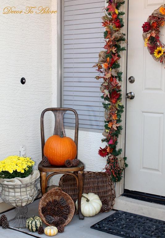 front door fall 2012