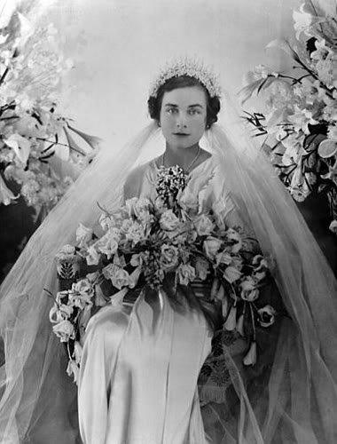 Lady Alice wedding bouquet