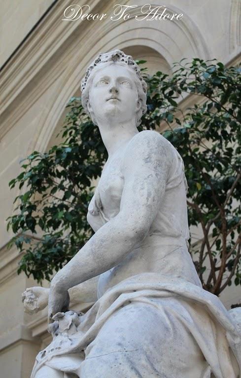 The Louvre's Magical Sculpture Garden