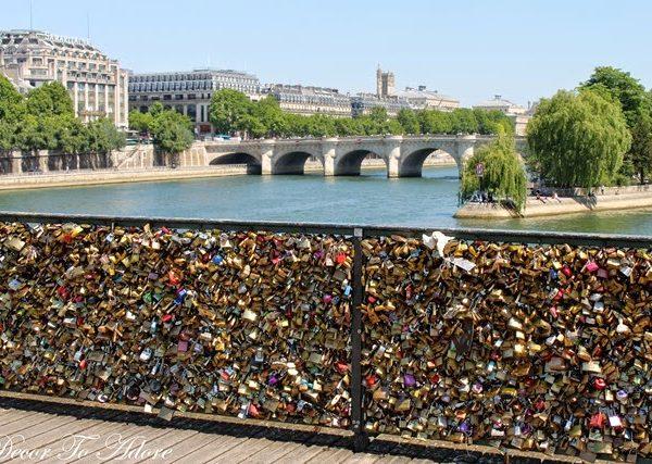 Pont Des Arts (Bridge of Arts)