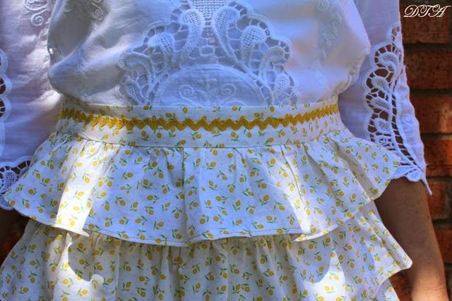 Eleanor's Aprons yellow