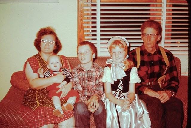 Ingalls Family 1957