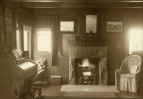 early rocky ridge farm interior