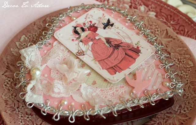 Regency Valentine Favors Decor To Adore