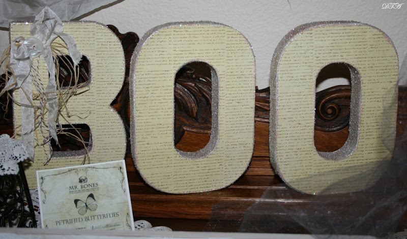 boo letters