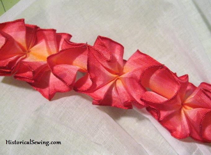 Ribbon Puffs