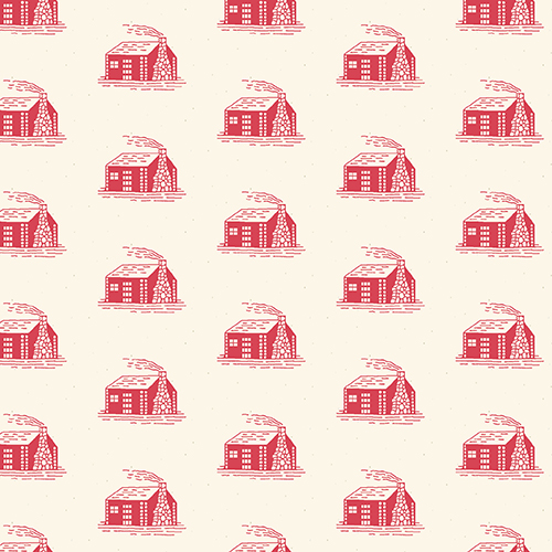 log cabin fabric